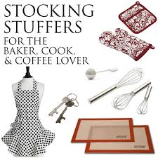 Gift For The Kitchen Stocking Stuffers For The Baker Cook And Coffee Lover
