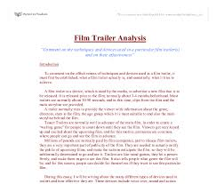 comment on the techniques and devices used in a particular film  document image preview