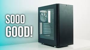 Fractal Design Define Mini C Amazon Best Case Under 100 Fractal Design Define C Mini C