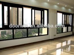 sliding office window. Aluminium Frame Office Sliding Glass Window Designs