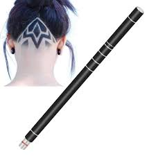 Bzonic Hair Engraving Pen Professional Undercut Tattoo Trimming Tool For Hair Design Beards Eyebrows