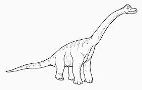 Disegni Di Dinosauri Facili Bella Midisegni Dinosauri Da Colorare