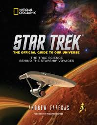 Star Trek Star Charts Book Star Trek The Official Guide To Our Universe