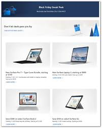 Microsoft Specials Microsoft Store Black Friday 2019 Ad Deals And Sales