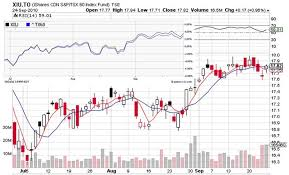 Ishares S P Tsx 60 Index Fund Tse Xiu Gets Among The Top