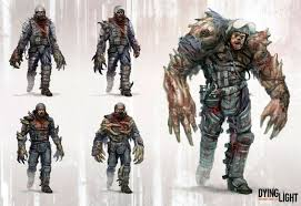 Dying Light Action Figures Old Dying Light Demolisher Concept Art Dyinglight