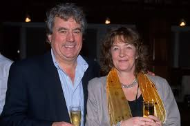 Ex-wife comes to the aid of Monty Python star Terry Jones ...
