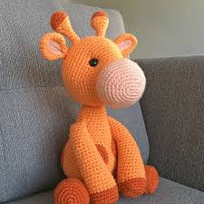 Amigurumi Patterns Free Delectable Ginnie The Giraffe Free Amigurumi Pattern Jess Huff