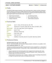 Download Resume Software College Student Resume Template Software Developer Resume Sample