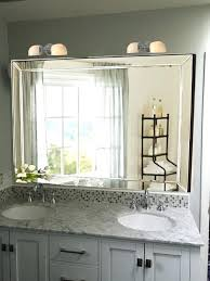 architecture 60 inch framed bathroom mirror enthralling wide with inspirations 8 home barn closet depot door
