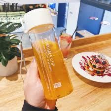 <b>JOUDOO</b> 400ml 560ml Portable Leak proof Water Bottle High ...
