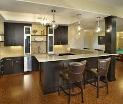 ... Large Size U Shaped Kitchen Layout With Island ...
