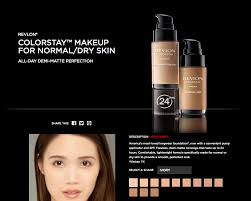 as an african american young woman with a light to um beige plexion it is not julia roberts makeup skin color chart choice