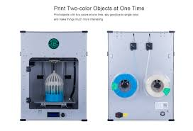 Winbo S Dual Nozzle Cooper L 3d Printer Specifications And