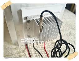 diy peltier air condition refrigera end 8 31 2019 10 40 pm