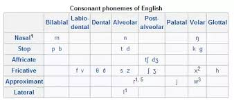You can practice various vowel and consonant sounds by pronouncing the words. How To Understand Ipa Representations Charts Quora