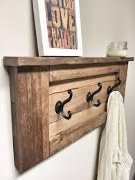 Rustic Wall Coat Rack With Shelf Entryway Shelf 100 Coat Rack Shelf Organizer with Hooks Fireplace 72