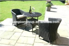 small round garden table round rattan garden furniture sienna rattan garden furniture outdoor small round table