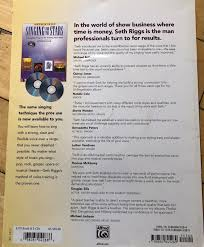 singing for the stars a plete program for your voice by seth riggs 1992 paperback revised ebay