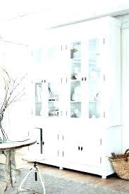 white curio cabinet glass doors small curio cabinet with glass doors display cabinet white white curio cabinet glass doors glass display white corner curio