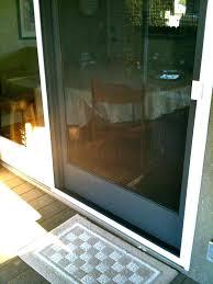 8 foot screen door patio