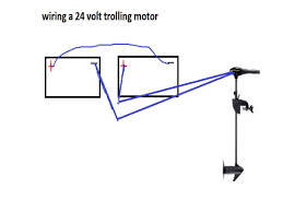 how do i wire a 24 volt trolling motor? tinboats net 24 volt trolling motor battery charger at 24 Volt Trolling Motor Wiring With Charger