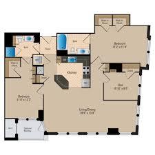 2 Bedroom Apartments Arlington Va Custom Inspiration