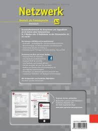 Menschen a2 kursbuch & arbeitsbuch. Kunci Jawaban Netzwerk A2