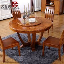chinese round dining table room ideas