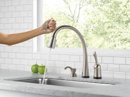 Rohl Kitchen Faucets Reviews Design10241024 Touch Kitchen Faucet Reviews Best Touchless