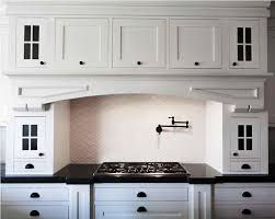 image of white shaker kitchen cabinets doors designs