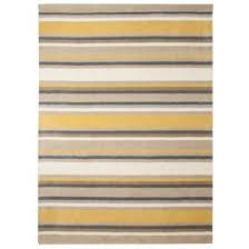 yellow area rug 5 7 awesome thresholdâ stripes area rug gray yellow home wamconvention