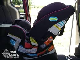 graco 3 in 1 car seat manual rear facing room