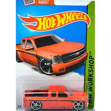 Hot Wheels - Chevy Silverado Pickup Truck - Global Diecast Direct