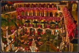 Festival of Lights at the Mission Inn, Riverside, California ...