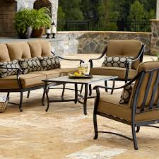 La Z Boy Outdoor Landon 4 Piece Seating Set Limited Availability