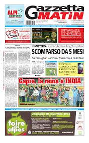 Gazzetta matin del 04 novembre 2013 by luca mercanti issuu