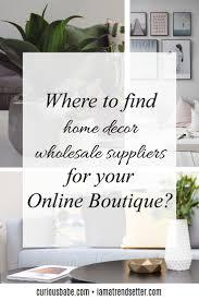 Interior Design Vendor List Online Boutique Suppliers List Online Boutique In 2019