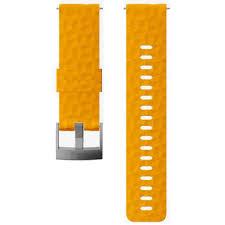 Купить <b>ремешок</b> сменный <b>SUUNTO 24мм</b> Silicone Amber Strap ...
