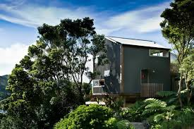 Small but bold home overlooks incredible treetop views in New