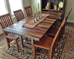 ship wood furniture. Salvaged / Reclaimed Boat Wood Dining Table (custom) - Tables Ship Furniture