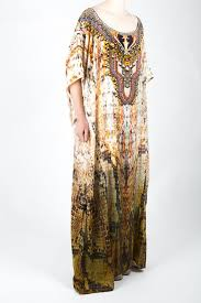 Embellished Kaftan Dress Design Kc Sk70a L Kaftan Connection
