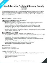 Administrative Assistant Resume Sample Gorgeous Resume Headline Sample Executive Assistant Resume Example Related