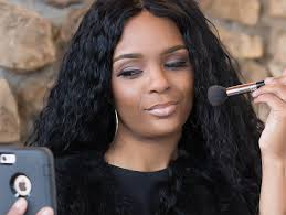 beauty professionals should be utilized when the expected oute is greater than the skill level of the client professional makeup artists offer a unique