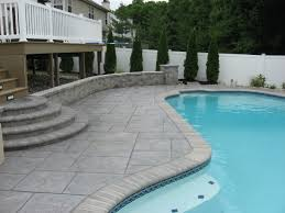 Appealing Above Ground Pool Landscaping Ideas On Deck Design With Engaging  Fit The Home Swimming Exterior