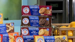 The normal maryland choc chip cookies contain 13.9g carbs per 2 cookies! Sugar Free Cookies Wafers And Biscuits From Voortman Bakery The Balancing Act