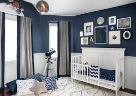 boy bedroom design ideas. An Out-of-this-world Bedroom Features Everything A Future Astronomer Needs, From Planet Mobile To Telescope For Stargazing. Boy Design Ideas I