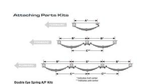Image Result For Diamondback Tandem Axle Trailer Leaf Spring