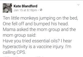 This 10 Little Monkeys Parody Is The Best Thing You'll Read, Maybe ... via Relatably.com