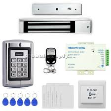 Office door access control system – Security sistems